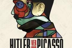 HitlerVsPicasso_OneSheet