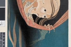 Kohada-Koheiji-from-One-Hundred-Ghost-Tales.-Colour-woodblock-1833.-cBritish-Museum.