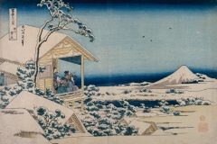 Snowy-morning-Koishikawa-from-thirty-six-views-of-Mt-Fuji.-Colour-woodblock-c.-1832.-cBritish-Museum.