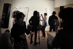 filming-Hokusai-works-2