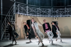 ROMEO AND JULIET by Bourne,           , Director and Choreographer - Matthew Bourne,  Designer - Let Brotherston, Lighting - Paule Constable, Rehearsal Images, Three Mills, London, 2019, Credit: Johan Persson/