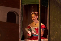 Coppelia_The Royal Ballet,ROH Covent Garden,  Cast Swanilda: Marianela Nunez, Franz: Vadim Muntagirov, Dr Coppélius: Gary Avis, Coppelia; Asley Dean, Aurora; Claire Calvert, Prayer; Itziar Mendizabel, Conducted by Barry Wordsworth
