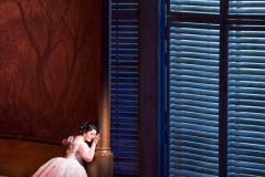 A scene from La Traviata by Verdi @ Royal Opera House. (Opening 01-03-16) ©Tristram Kenton 02/16 (3 Raveley Street, LONDON NW5 2HX TEL 0207 267 5550  Mob 07973 617 355)email: tristram@tristramkenton.com